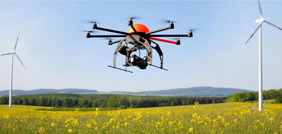 Drone Montréal Québec