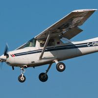 Avion - Apprenti pilote acrobatique -Lachute +Vidé