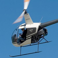 Helicopter - Pilot for a day - Mascouche R22-30m