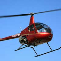 Helicopter - City tour - Qu�bec - 3 pers