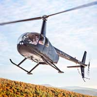 Helicopter Ride - Lachute - 20 min -  1 to 3 pers.