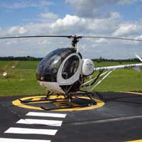 Helicopt�re - �l�ve pilote- St-Hubert
