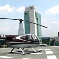 Helicopter  -Ottawa-Hull-Gatineau  -10 min - 2pers