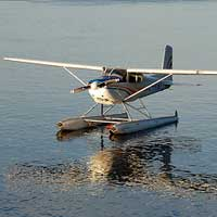 Float plane - Laurentians escape - 2hr