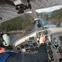 Float plane - Montreal - Laurentians add. 30 min