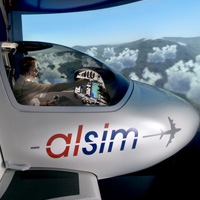 Flight simulator - Airbus - 90min - Longueuil