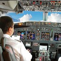Simulateur de vol - Boeing - 60 min - Montréal