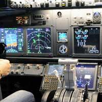 Simulateur de vol - Boeing - 90 min - Montréal