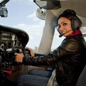 Avion �cole - Cessna cockpit