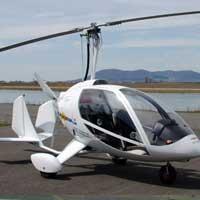 gyrocoptère, autogyre, gyro plane