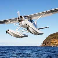 Hydravion, avion sur flottes, flotteurs