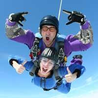 parachute, parachutisme